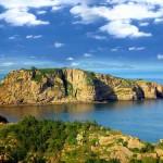 Bangchuidao, islote en la costa de Dalian