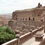 El monasterio de Bezeklik, en Xinjiang