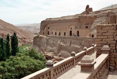 Monasterio de Bezeklik