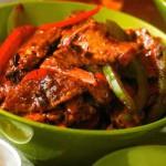 Como preparar cerdo picante al estilo de Sichuan