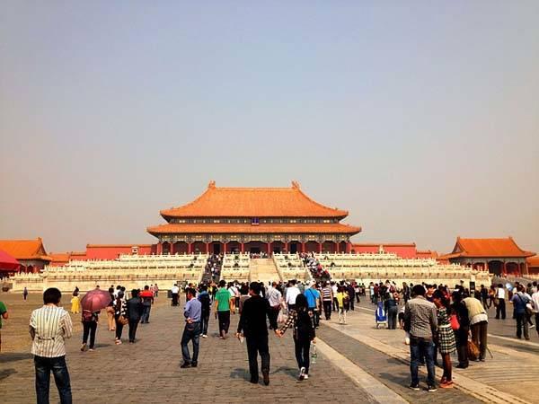 Viaje a Beijing, guía de turismo