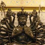 La benefactora Guan Yin en la mitología china