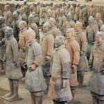 Historia de China, la Dinastía Qin
