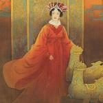 La emperatriz Lü Zhi de la Dinastía Han