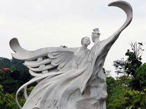 Los amantes mariposa, hermosa leyenda china