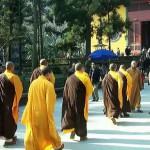 Monasterio de las Almas Ocultas, en Hangzhou