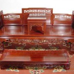 Evolución de los muebles tradicionales de China
