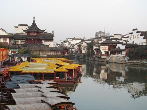 Nanjing Fuzi miao