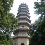 Parque y templo del Valle de los Espíritus, Nanjing