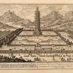 La Pagoda de Porcelana, maravilla del mundo antiguo