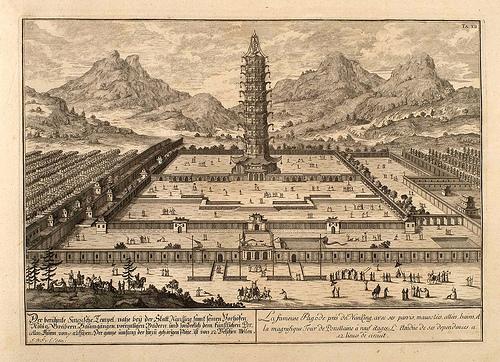 Pagoda de Porcelana