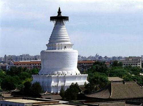 Pagoda Blanca