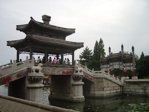 Palacio de Verano en Beijing