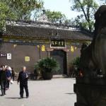 Monasterio de la Luz Preciosa, cerca de Chengdu