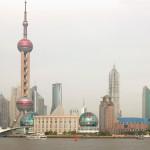 La Torre de Televisión de Shanghai