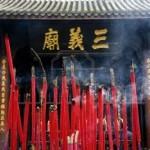 Historia de China, Los Tres Reinos