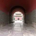 Las tumbas Qing de Shenyang