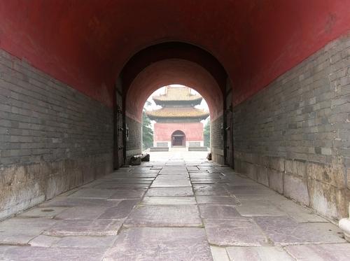 Tumba Qing de Shenyang