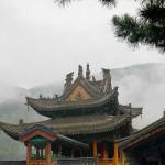 Los templos del monte Wutaishan