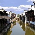 Pasear por las inmediaciones de Wuxi