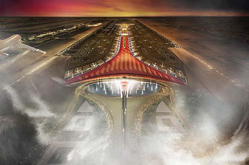 Aeropuerto Internacional de Beijing