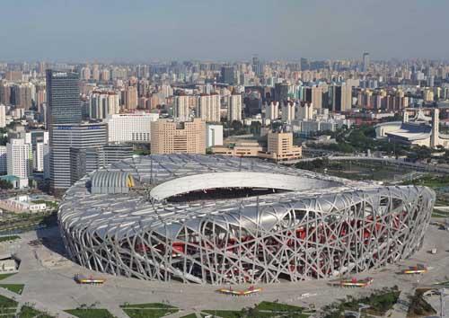 Estadio Nacional Beijing