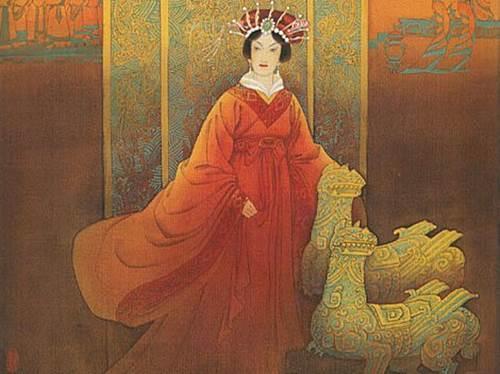 Lü Zhi de la Dinastía Han
