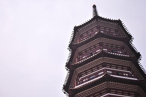 Pagoda de las flores