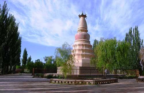 Pagoda del Caballo blanco