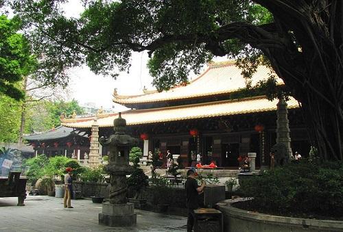 Templo de Guangxiao 2