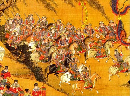 the development of art in china during the ming dynasty Read and learn for free about the following article: technology during the ming dynasty (1368–1644) art of asia china ming dynasty (1368–1644.