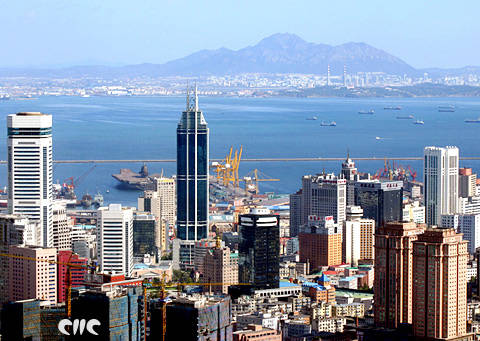 Ciudad de Dalian