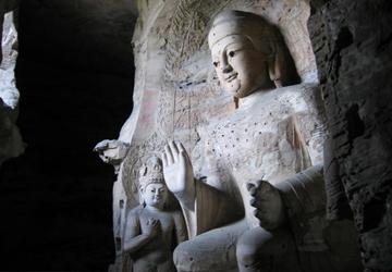 Datong, una ciudad famosa por sus estatuas