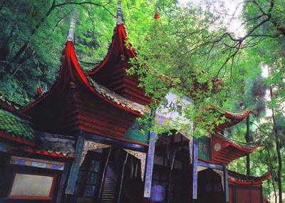 Montaña Qingcheng