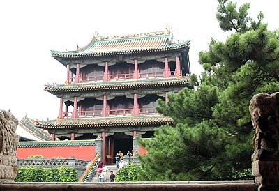 El Palacio Imperial de Shenyang