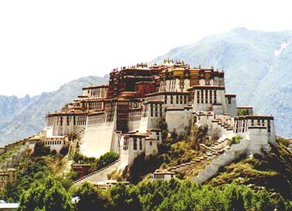 palacio potala