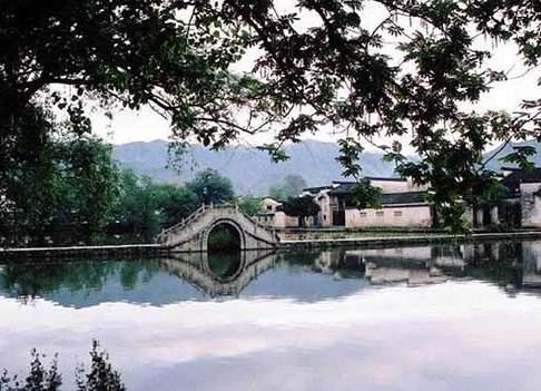 Antiguas Aldeas Xidi y Hongcun