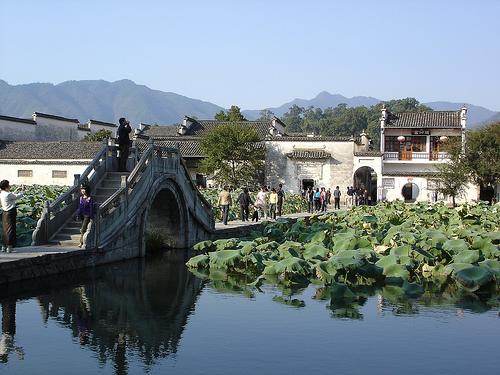 Xidi y Hongcun, las antiguas aldeas del sur de Anhui