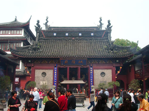 Confucio y sus tres construcciones historicas