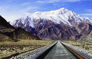 Tren a Lhasa