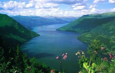 Tres rios paralelos de Yunnan