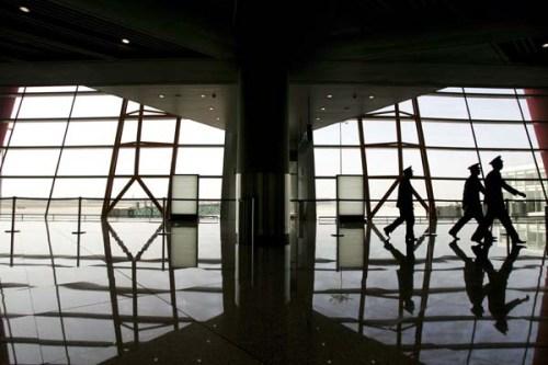 Aeropuerto de Beijing.