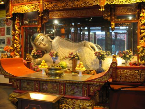 El Buda de Jade