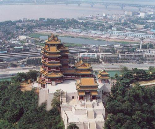 Wuhan, cuna de la revolucion