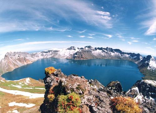 Lago Tianchi