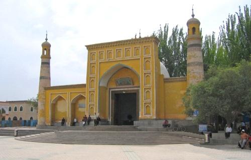 Mezquita de Id Kah Emin