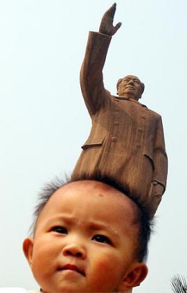 Niño en China
