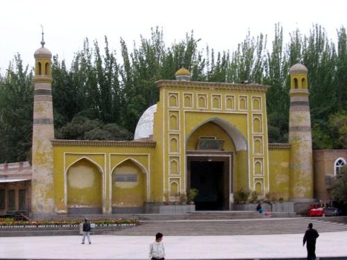 Mezquita Id Kah, la más grande de China