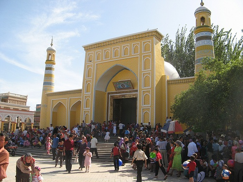 Mezquita Id Kah
