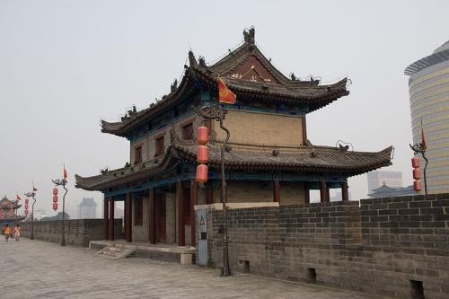 Murallas de Xian